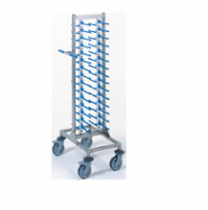 Plate Stacking Trolley