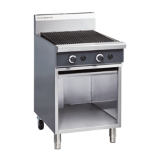 COBRA Gas Chargrill with Open Cabinet Base CB6