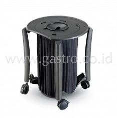 Cast-Iron Cooking Trolley