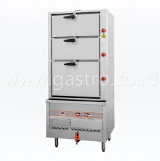 Steamer - Steam Cabinet (Gas)