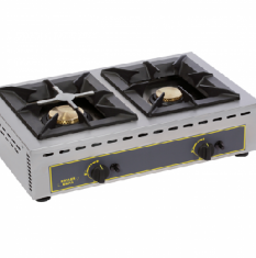 ROLLER GRILL Gas Stove 2 Burner (left and right ) GST 12