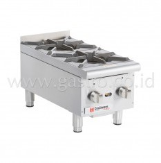 CECILWARE Gas Stove 2 Burner HPCP212