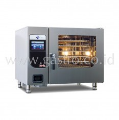 MKN Electric Combi Oven 6 Tray MagicPilot FKE061R_MP