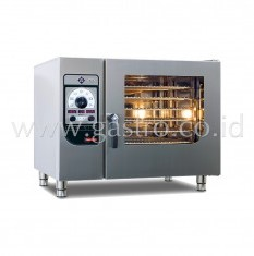 MKN Gas Combi Oven 6 Tray Classic FKG061R_CL