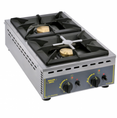 ROLLER GRILL Gas Stove 2 Burner (Front and Back) PRG 700