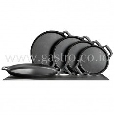 Cast-Iron Smooth Pans