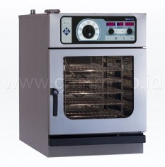 MKN Mini Combi Oven 6 Tray Junior CL SKE623R_CL