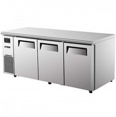 TURBOAIR Undercounter Chiller 3 Solid Door KUR18-3