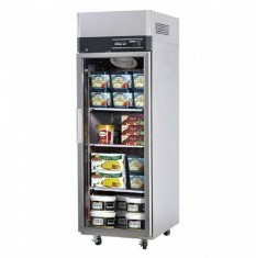 TURBOAIR Upright Freezer 1 Full Glass Door KF25-1G