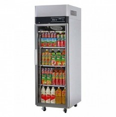 TURBOAIR Upright Chiller 1 Full Glass Door KR25-1G