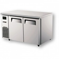 TURBOAIR Undercounter Chiller 2 Solid Door KUR15-2